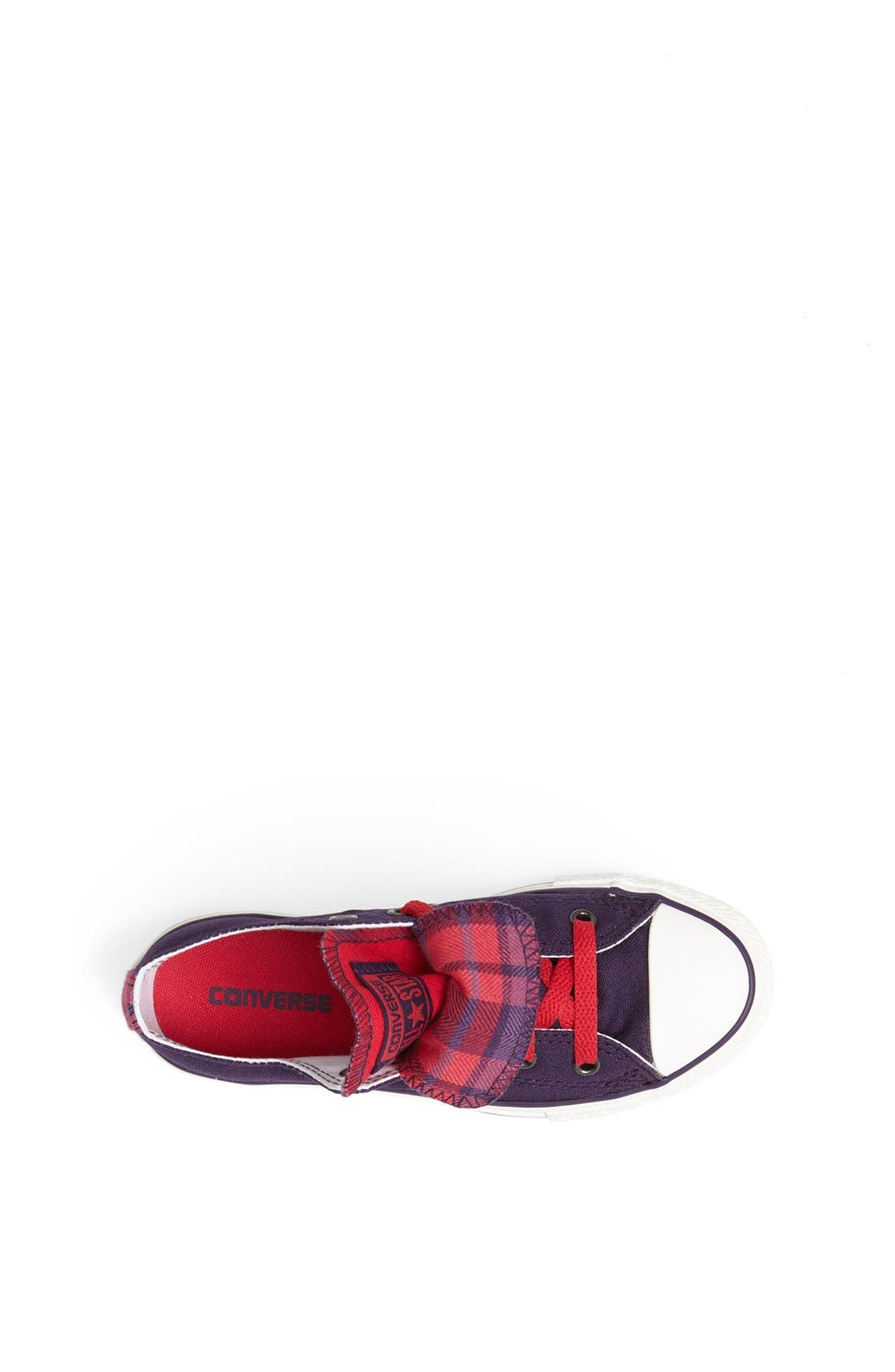 Alternate Image 3  - Converse Chuck Taylor® All Star® Double Tongue Sneaker (Toddler, Little Kid & Big Kid)