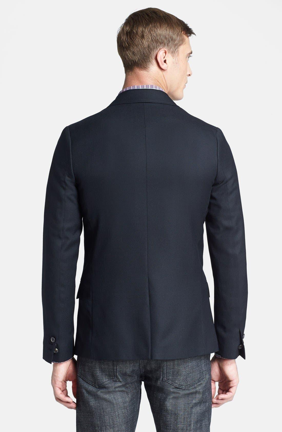 Alternate Image 2  - A.P.C. Lightweight Wool Blazer
