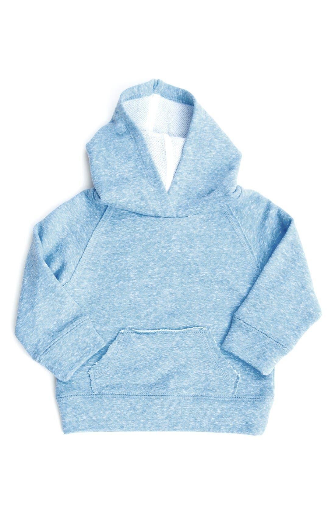 Alternate Image 1 Selected - Peek 'Logan' French Pullover Hoodie (Baby Boys)