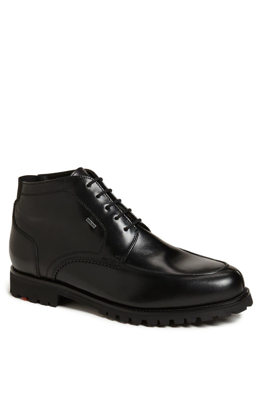 'Varello' Chukka Boot,                         Main,                         color, Black