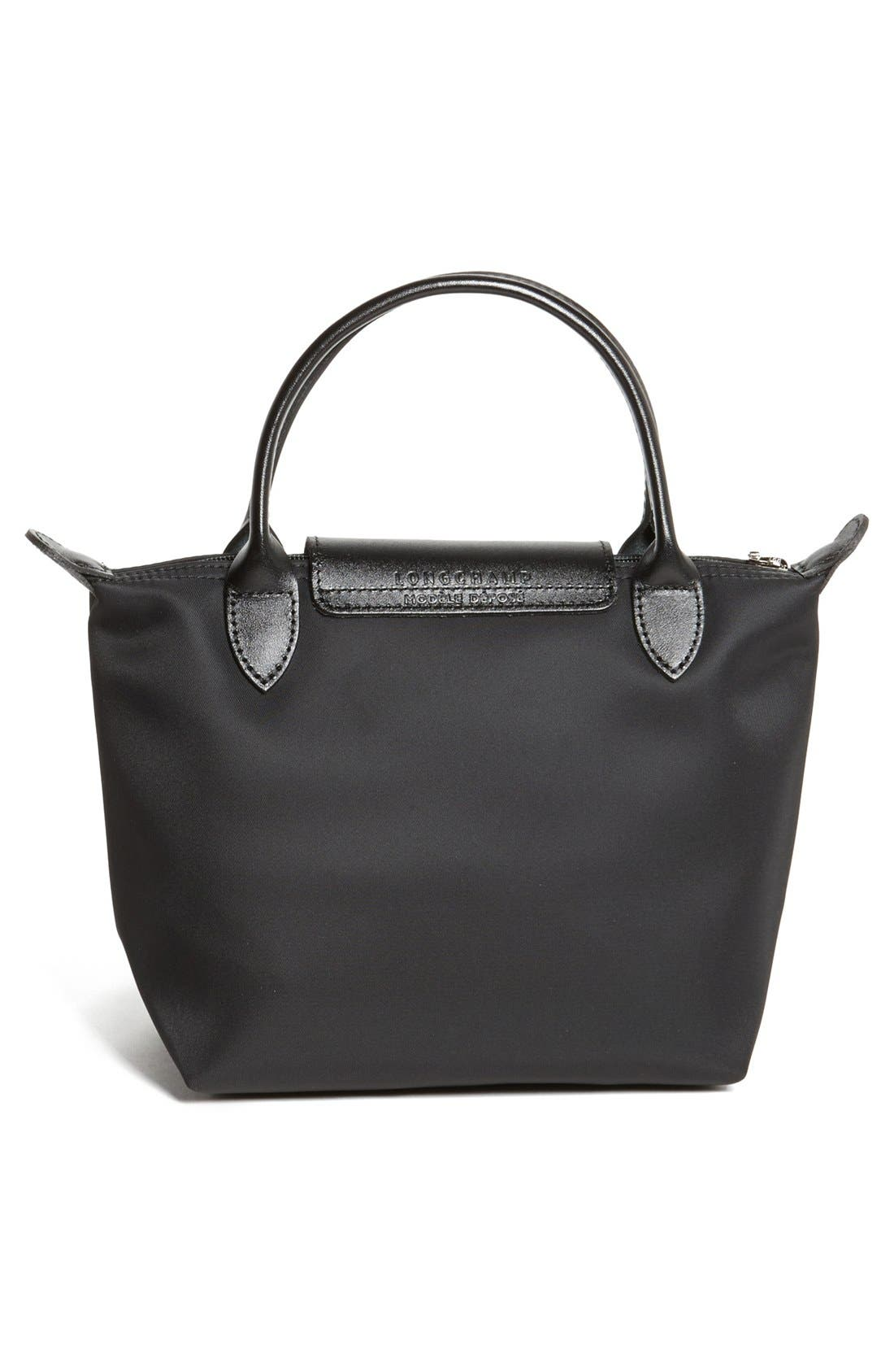 Alternate Image 4  - Longchamp 'Deposé - Mini' Bag