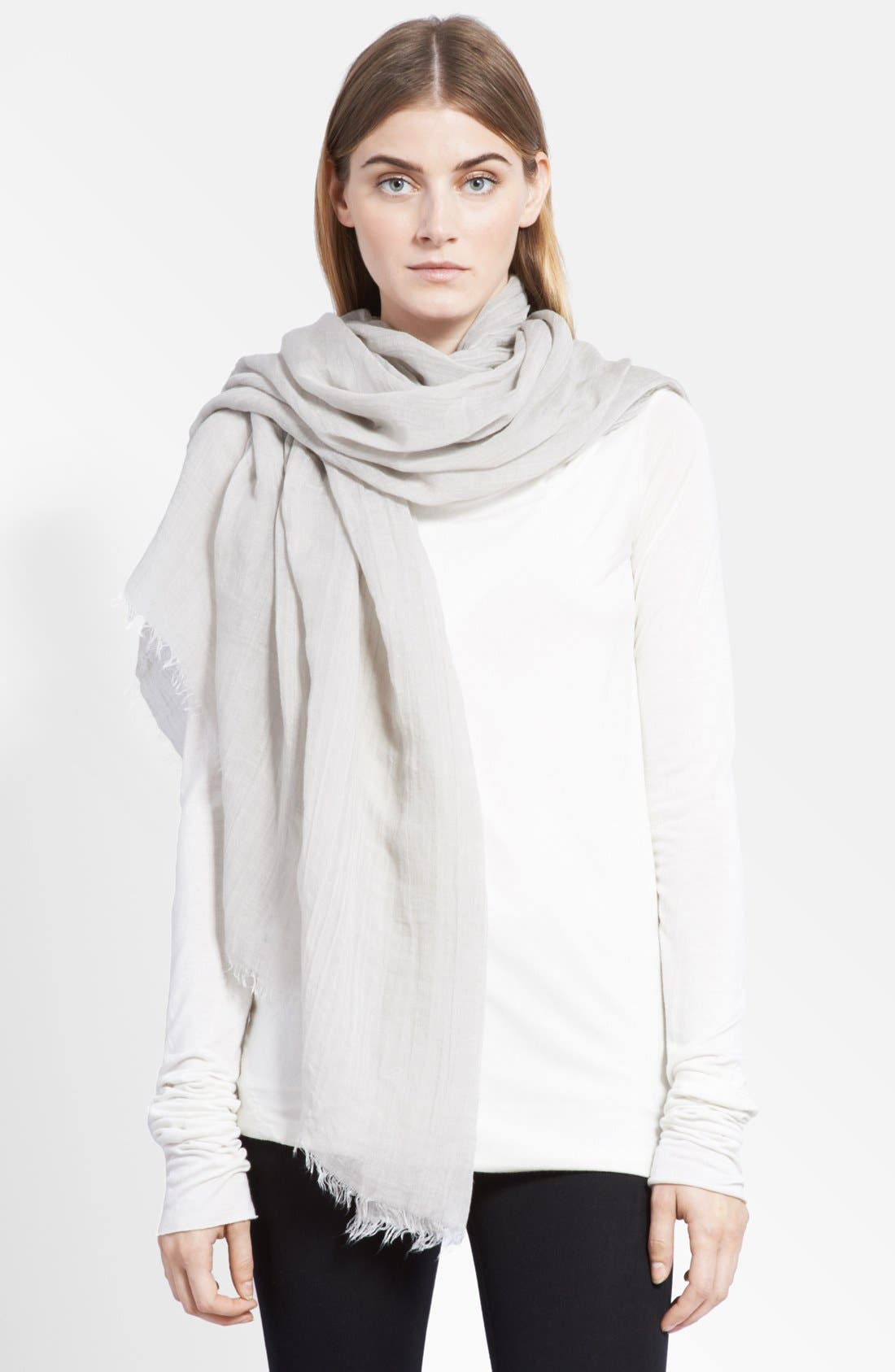 Alternate Image 1 Selected - Rick Owens Oversized Scarf