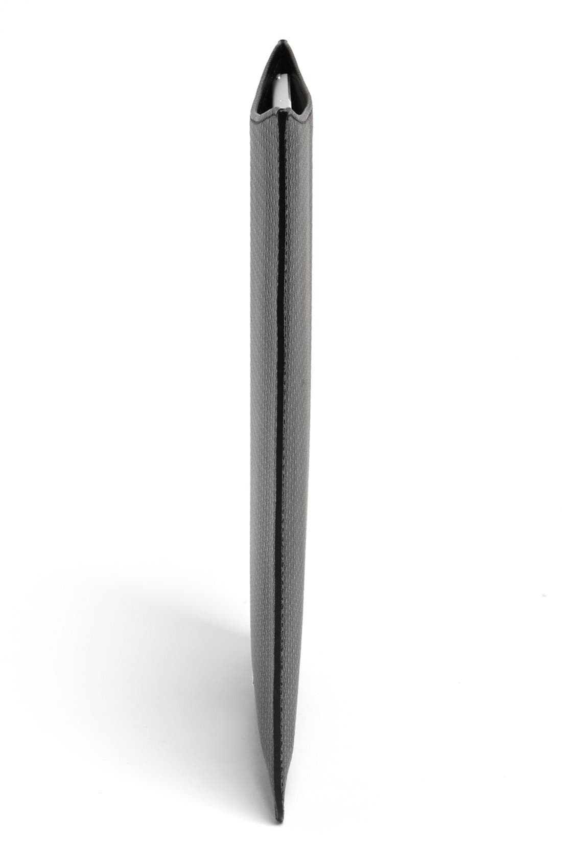Alternate Image 2  - Canali Leather iPad Sleeve