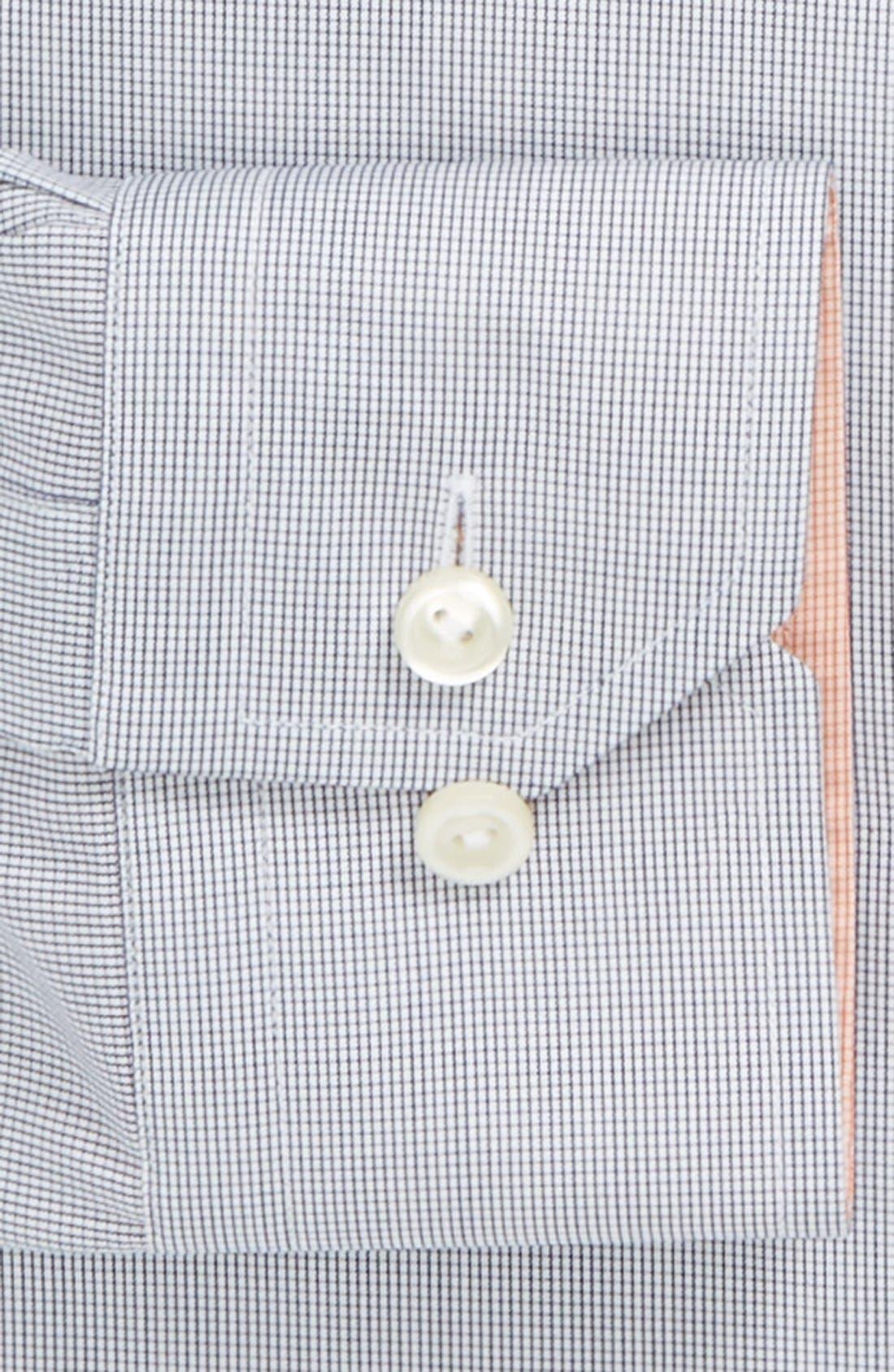 Alternate Image 2  - Eton Slim Fit Non-Iron Dress Shirt
