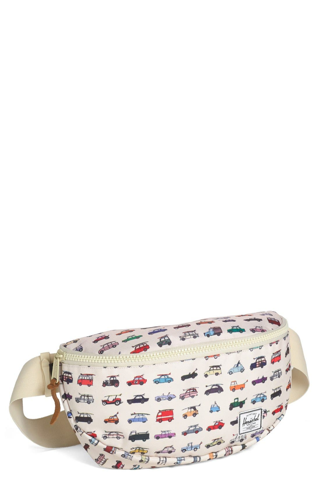 Main Image - Herschel Supply Co. 'Sixteen - Rad Cars with Rad Surfboards Collection' Hip Pack