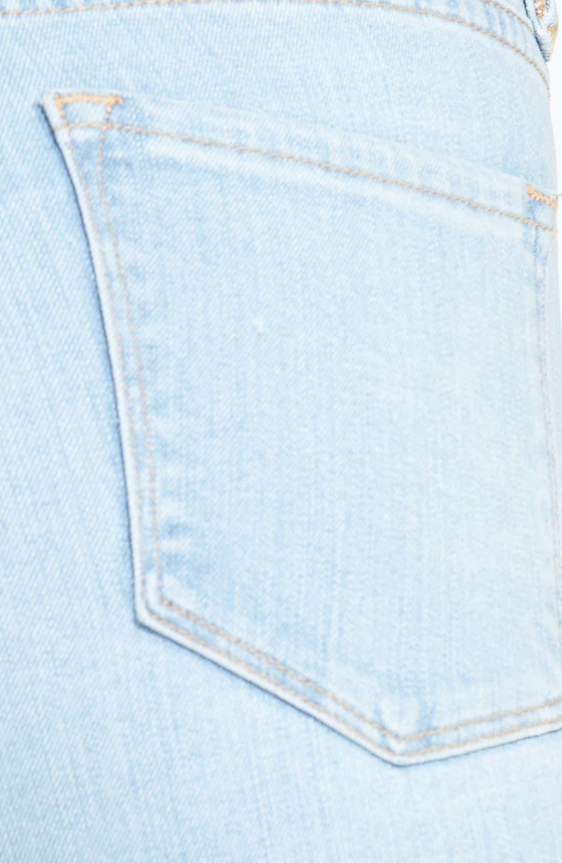 Alternate Image 4  - Frame Denim 'Forever Karlie' Flared Jeans (Redchurch Street)