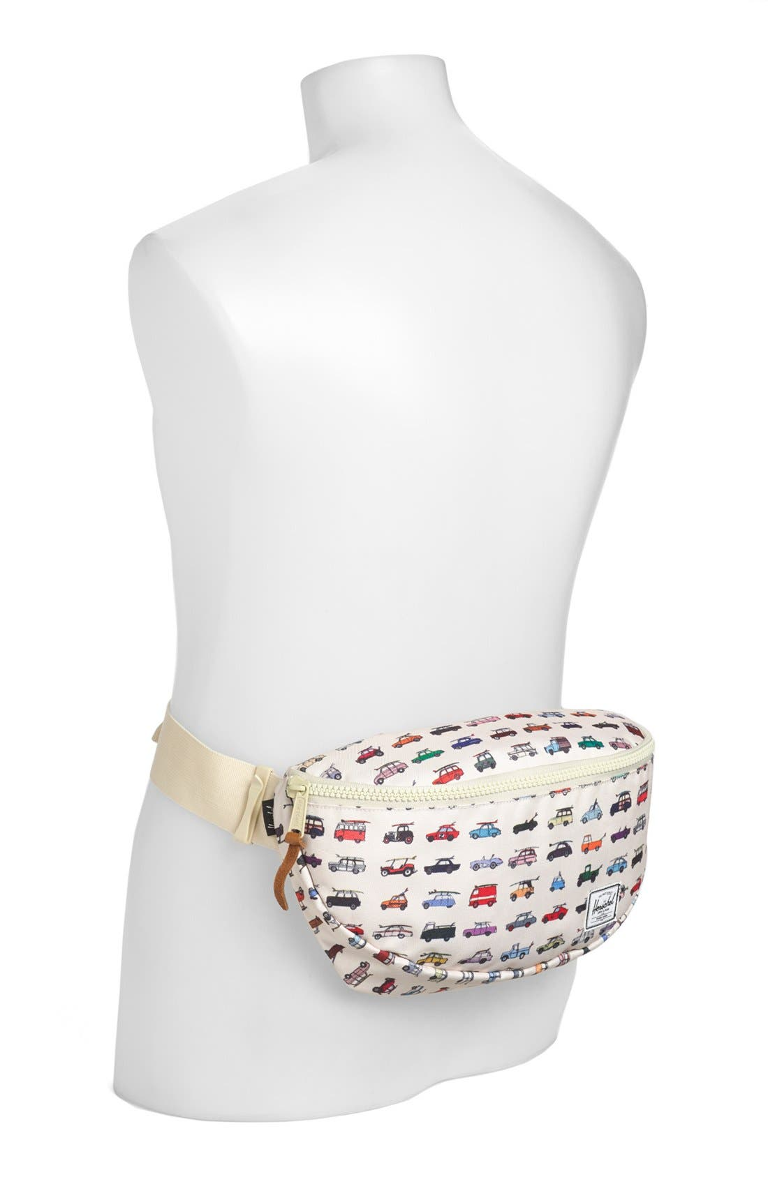 Alternate Image 4  - Herschel Supply Co. 'Sixteen - Rad Cars with Rad Surfboards Collection' Hip Pack