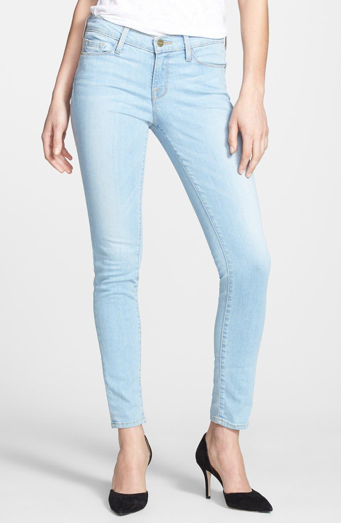 Alternate Image 3  - Frame Denim 'Le Skinny de Jeanne' Jeans (Redchurch Street)