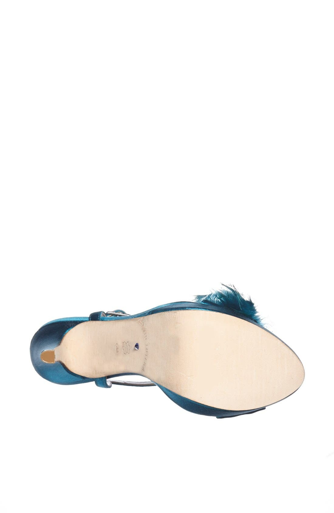 Alternate Image 4  - David Tutera 'Adore' Platform Sandal