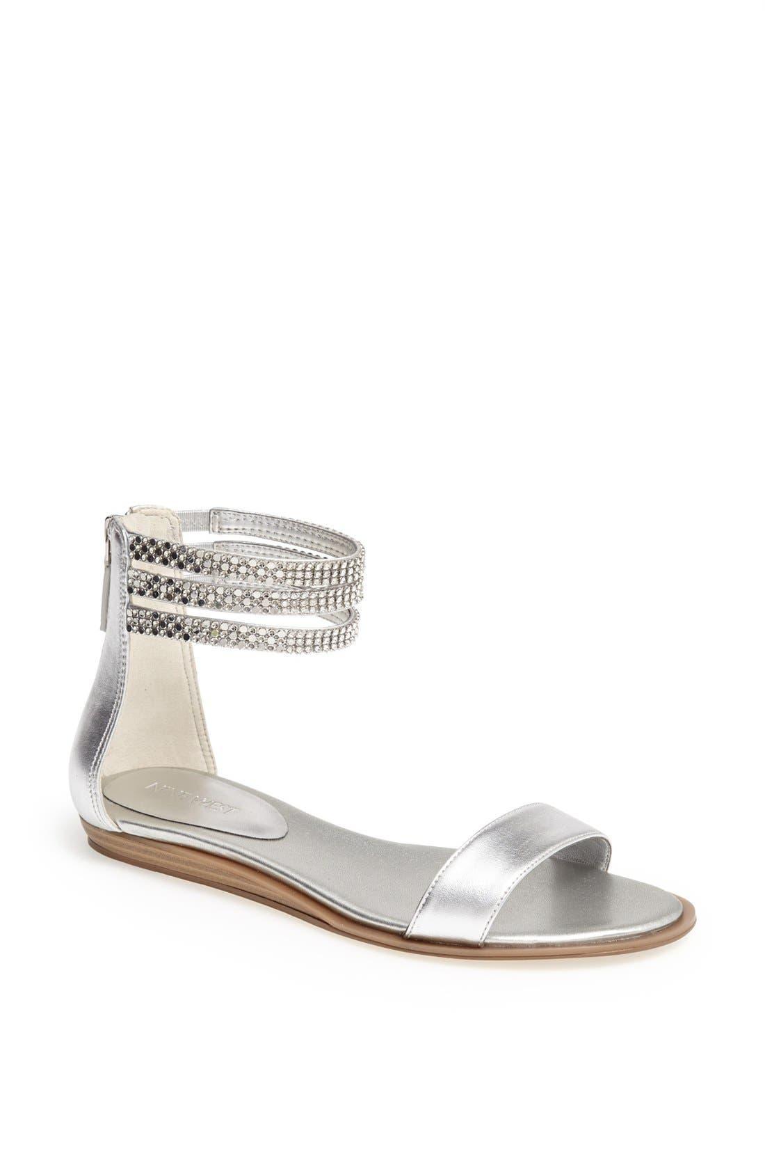Alternate Image 1 Selected - Nine West 'Viemette' Sandal