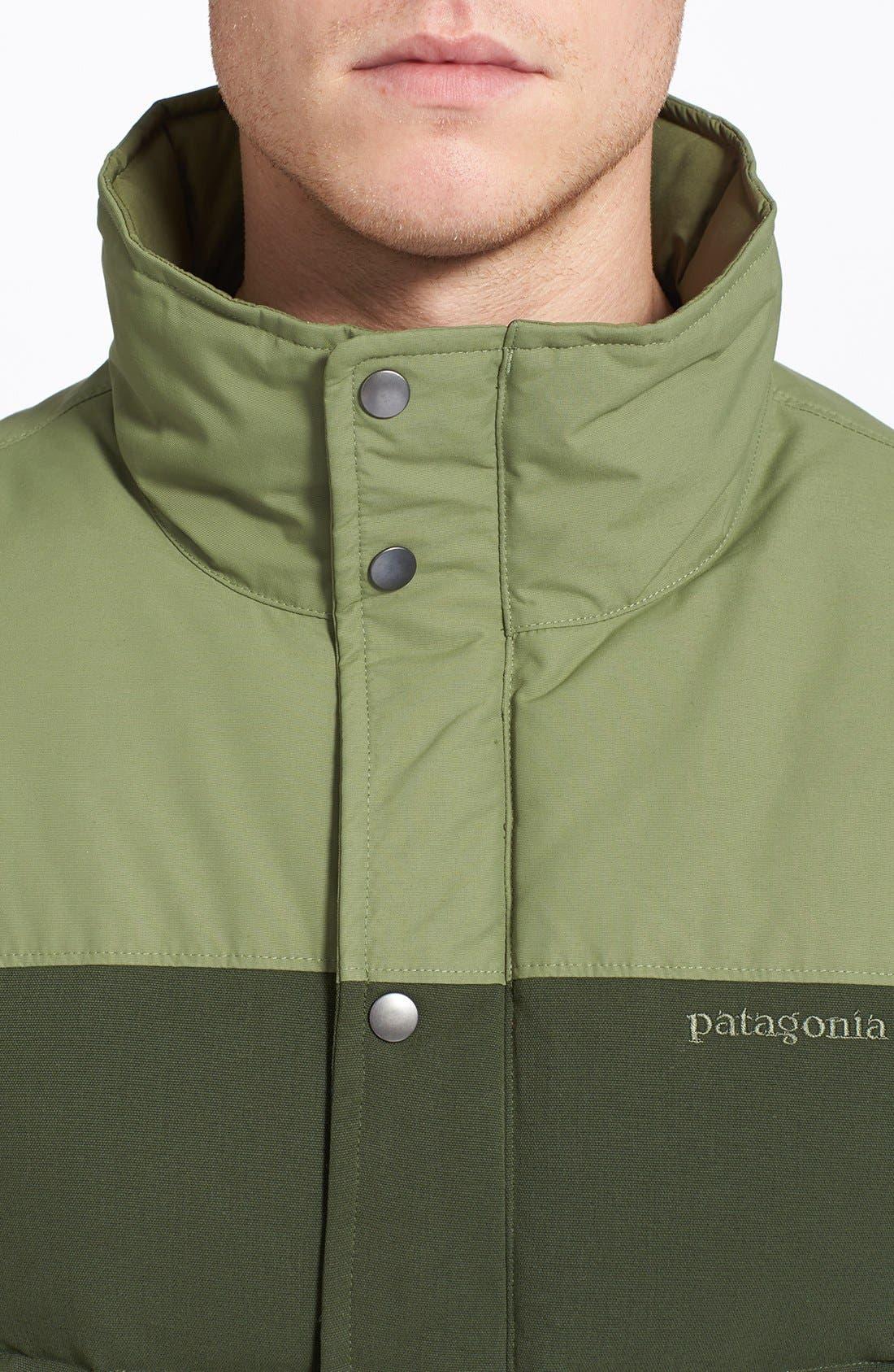 Alternate Image 4  - Patagonia 'Bivy' Quilted Down Jacket
