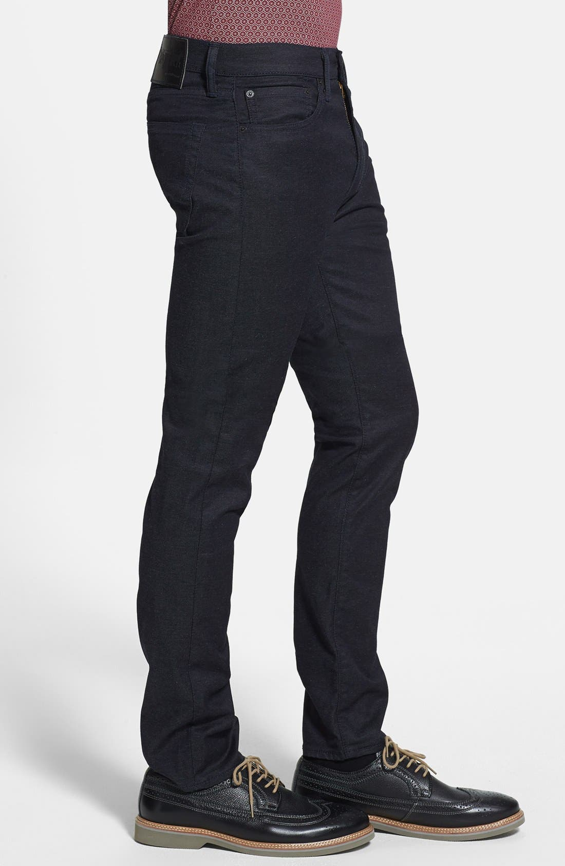 Alternate Image 3  - Levi's® '513' Slim Fit Jeans (Tonic)