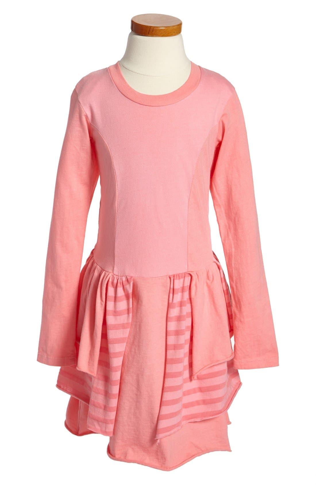 Alternate Image 1 Selected - Joah Love 'Bustle' Dress (Little Girls & Big Girls)