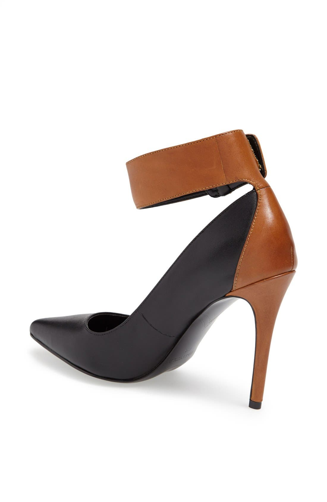 Alternate Image 2  - Enzo Angiolini 'Fastir' Leather Pump