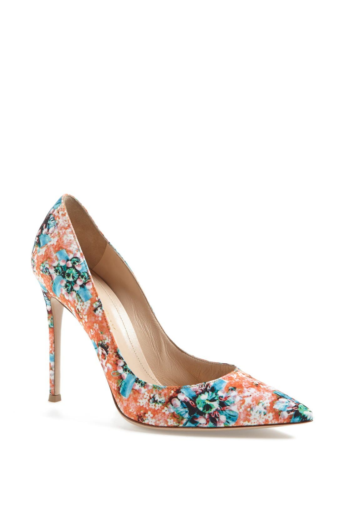 Alternate Image 1 Selected - Mary Katrantzou 'Lisa' Pump