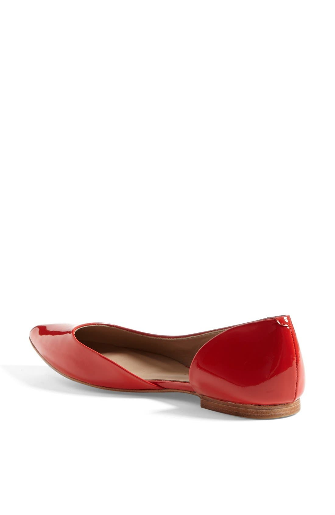 Alternate Image 2  - Kurt Geiger London 'Primrose' Skimmer Flat (Online Only)