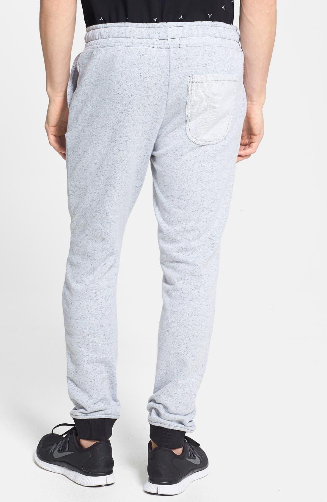 Alternate Image 2  - Topman Skinny Fit Jogger Sweatpants