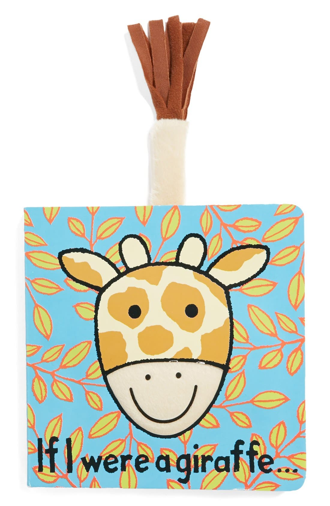 'If I Were a Giraffe…' Book,                         Main,                         color, Yellow