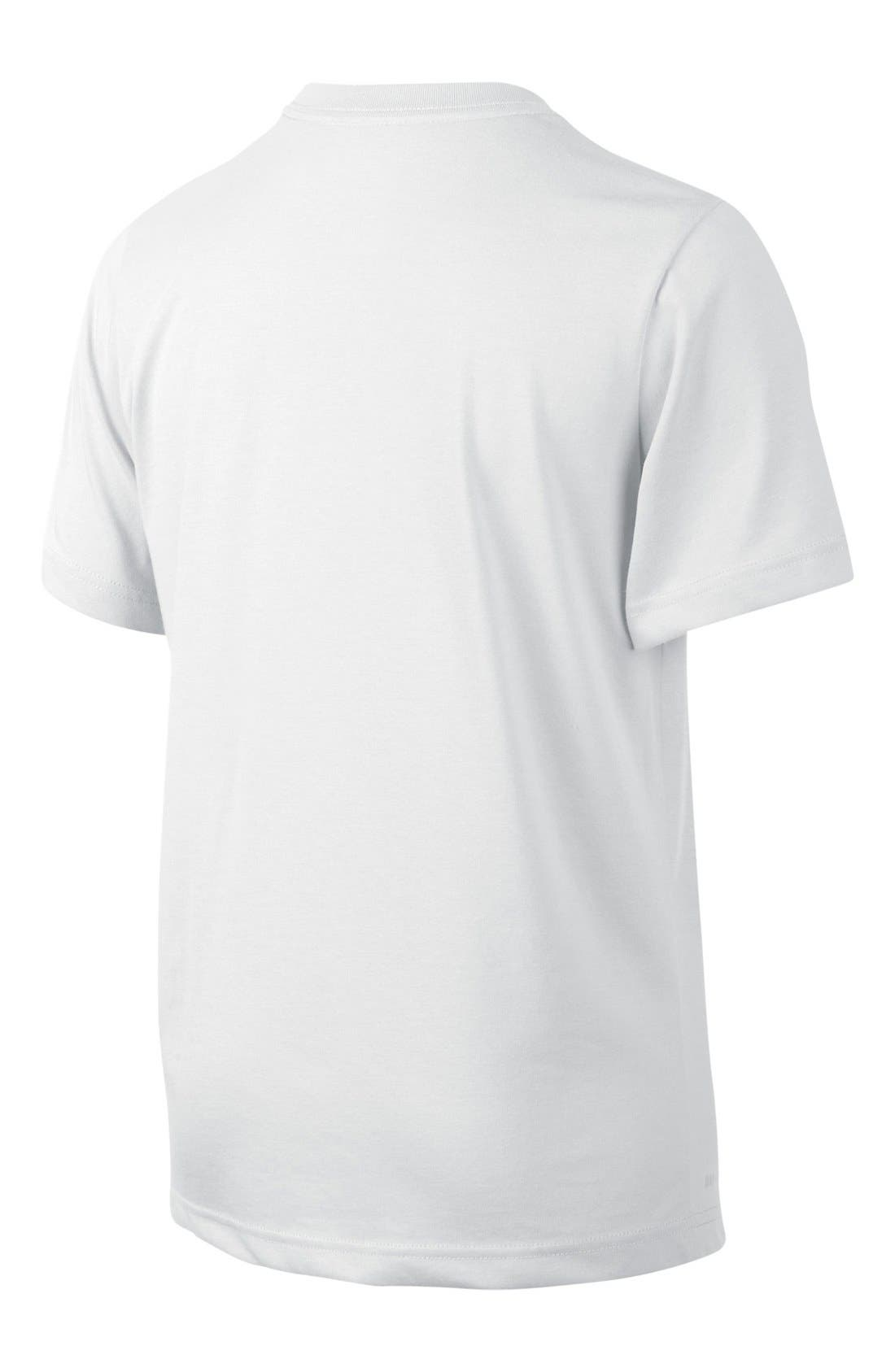 Alternate Image 2  - Nike 'Opposing Forces' T-Shirt (Big Boys)