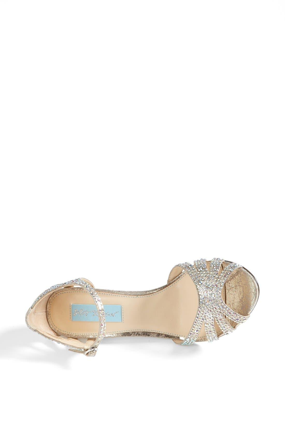 Alternate Image 3  - Betsey Johnson 'Sweet' Sandal