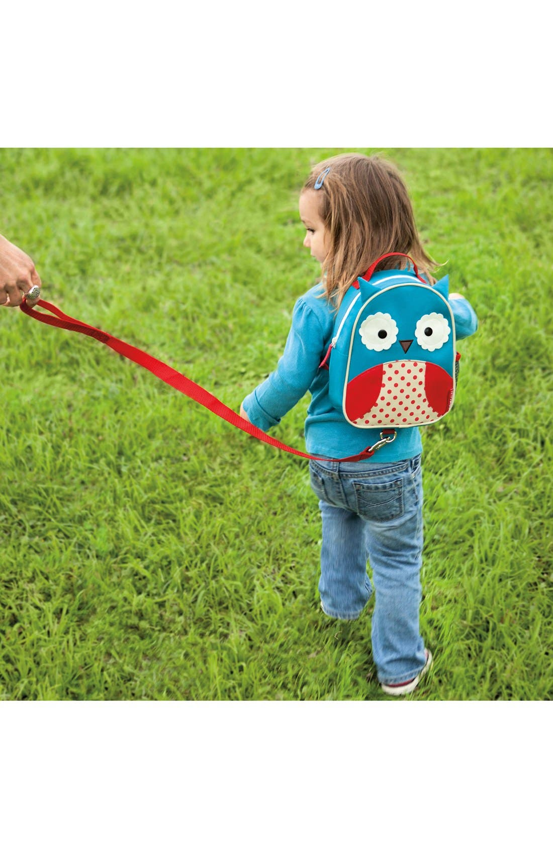 Alternate Image 7  - Skip Hop 'Zoo' Safety Harness Backpack (Kids)