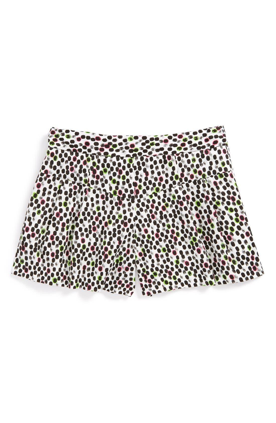 Alternate Image 2  - Milly Minis 'Ocelot' Shorts (Big Girls)