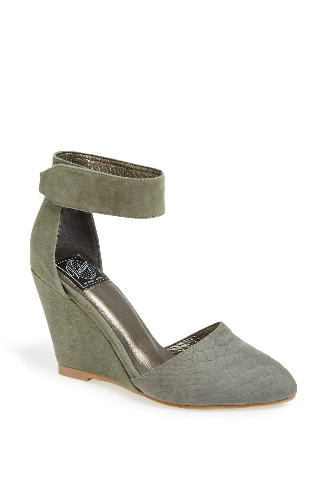 Main Image - Jeffrey Campbell 'Tatum' Wedge Pump