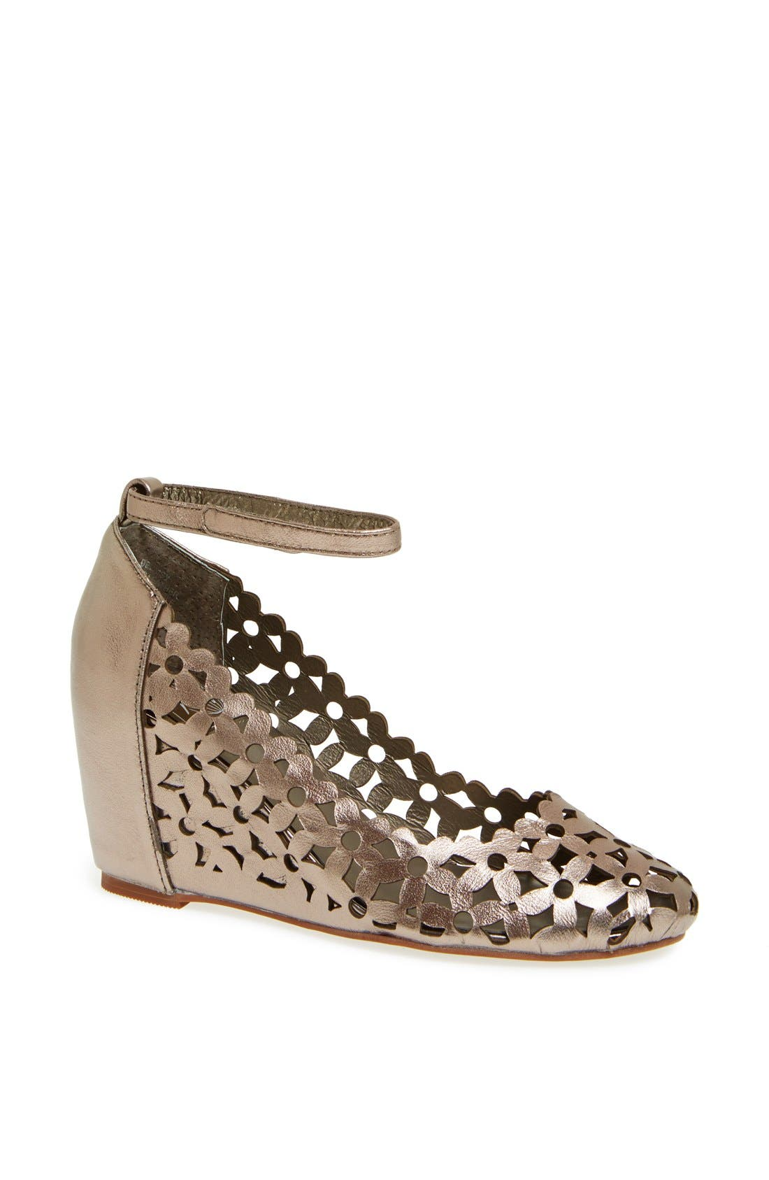 Alternate Image 1 Selected - Jeffrey Campbell 'Delaisy' Wedge Pump
