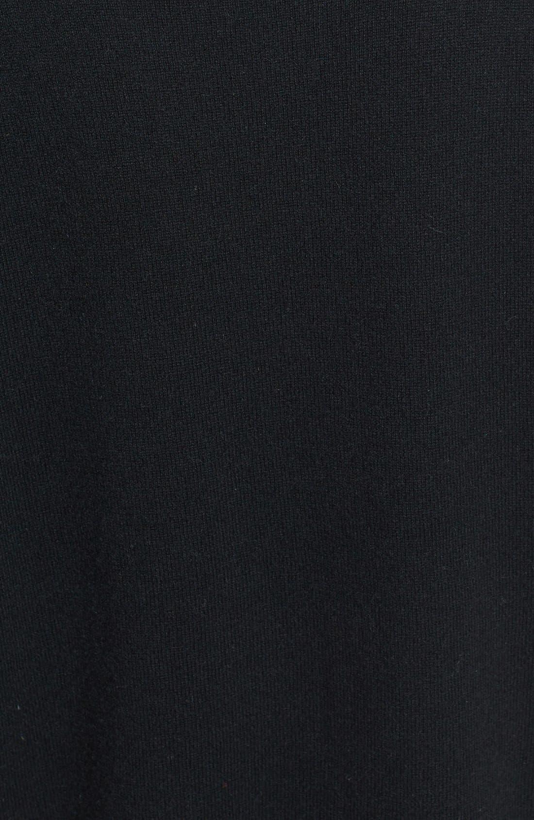Alternate Image 3  - MICHAEL Michael Kors Drop Shoulder Cashmere Sweater