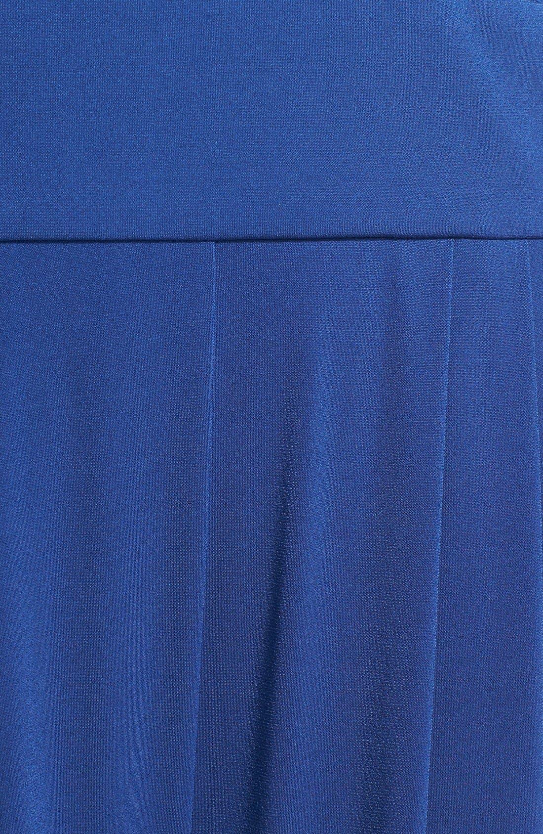 Alternate Image 3  - Vince Camuto Wide Leg Jersey Jumpsuit