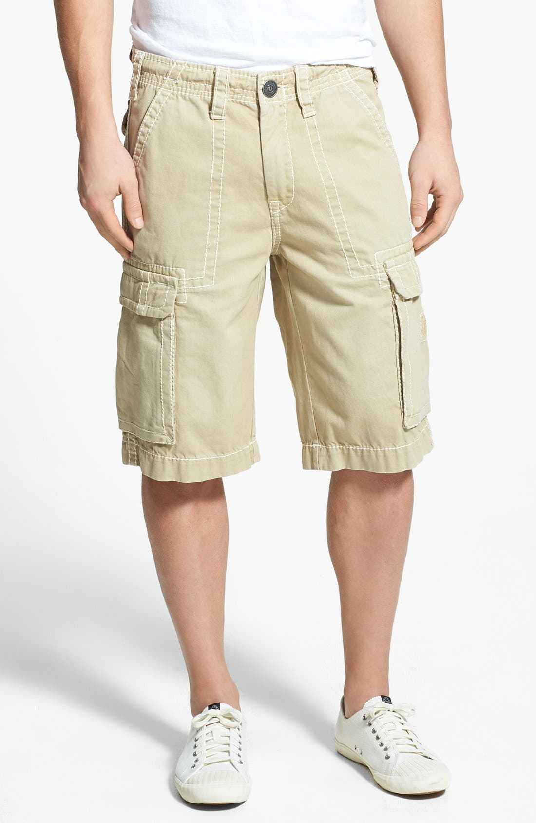 Main Image - True Religion Brand Jeans 'Isaac' Cargo Shorts