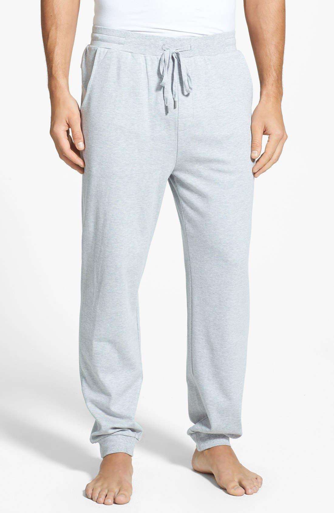 Alternate Image 1 Selected - BOSS HUGO BOSS 'Innovation 4' Lounge Pants