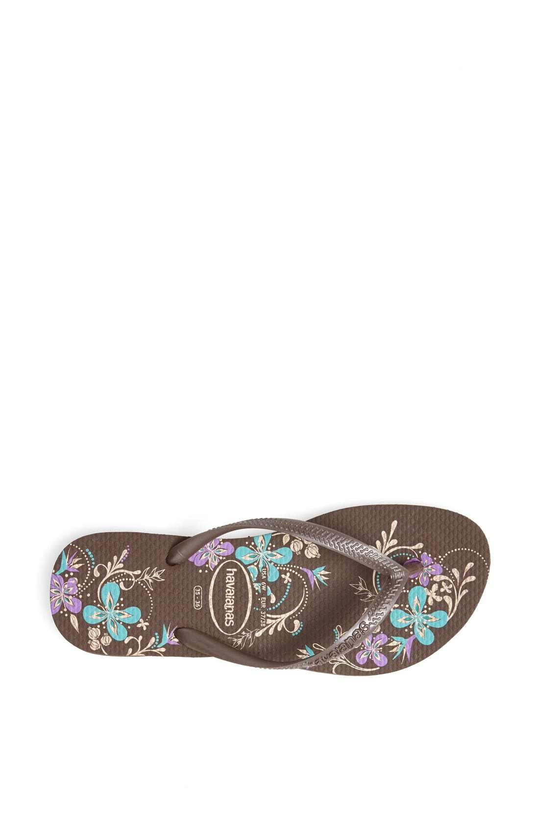Alternate Image 3  - Havaianas 'Slim' Flip Flop (Women)