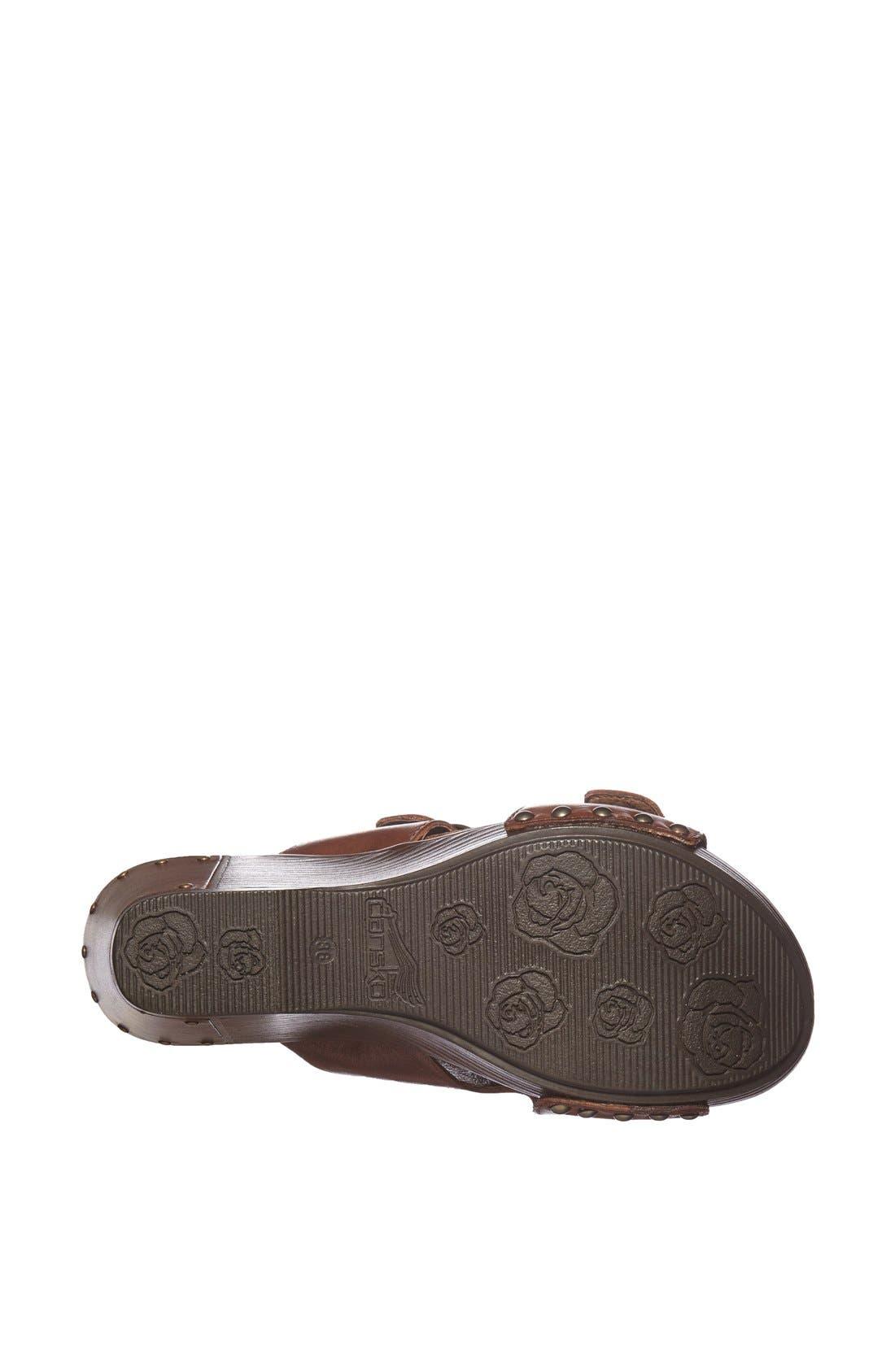 Alternate Image 4  - Dansko 'Fern' Sandal