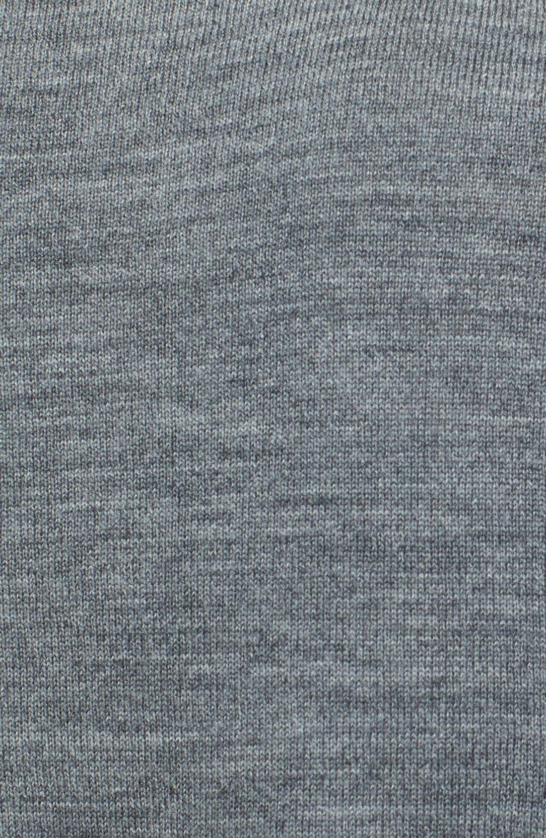 Alternate Image 3  - Burberry Prorsum Merino Wool Cardigan