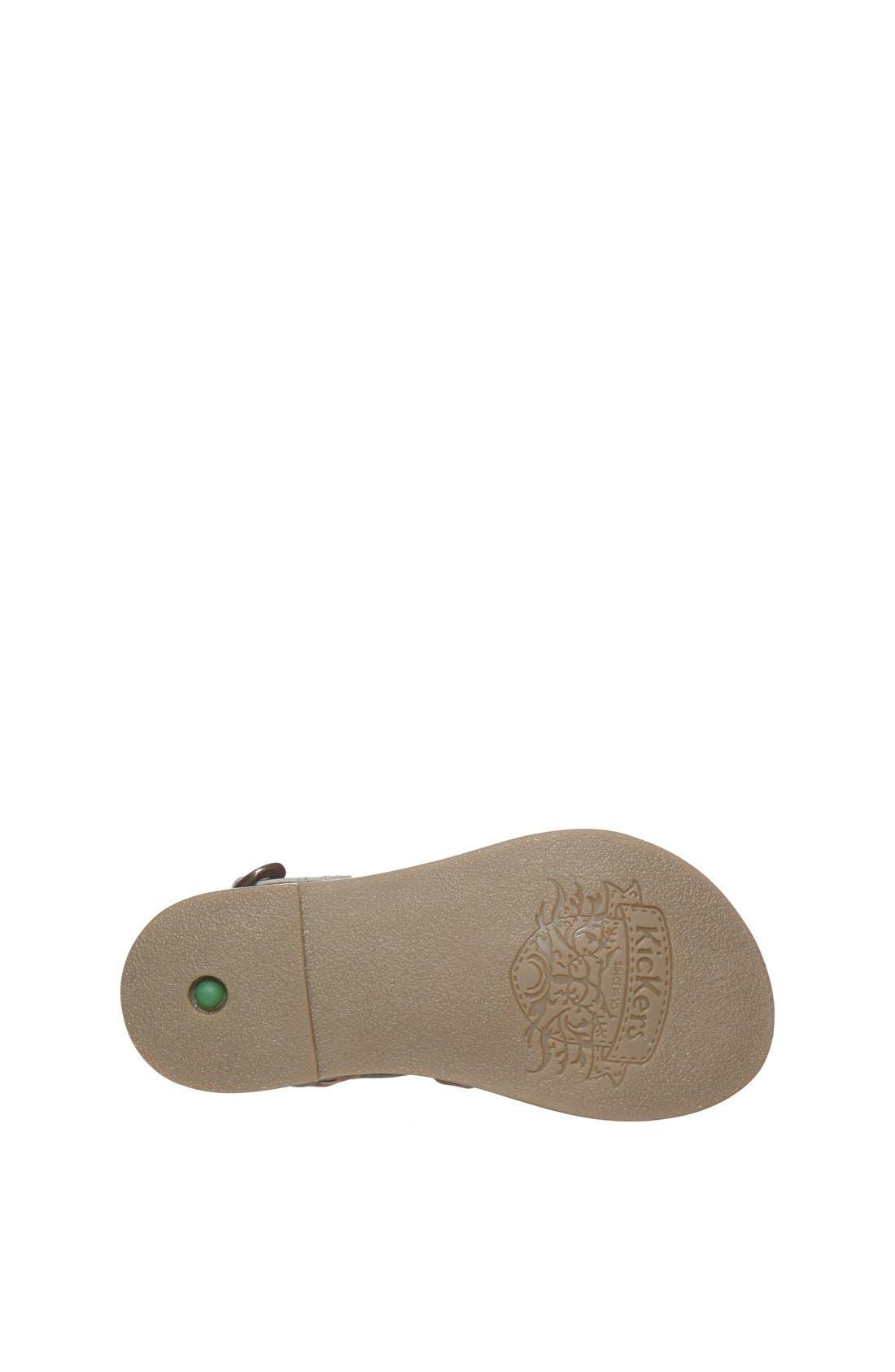 Alternate Image 4  - Kickers 'Dixmillion 2' Sandal (Toddler & Little Kid)