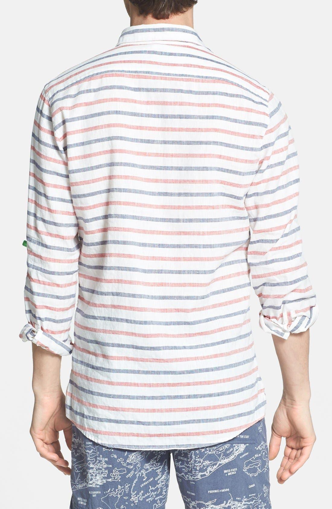 Alternate Image 2  - Woolrich 'James' Slim Fit Shirt