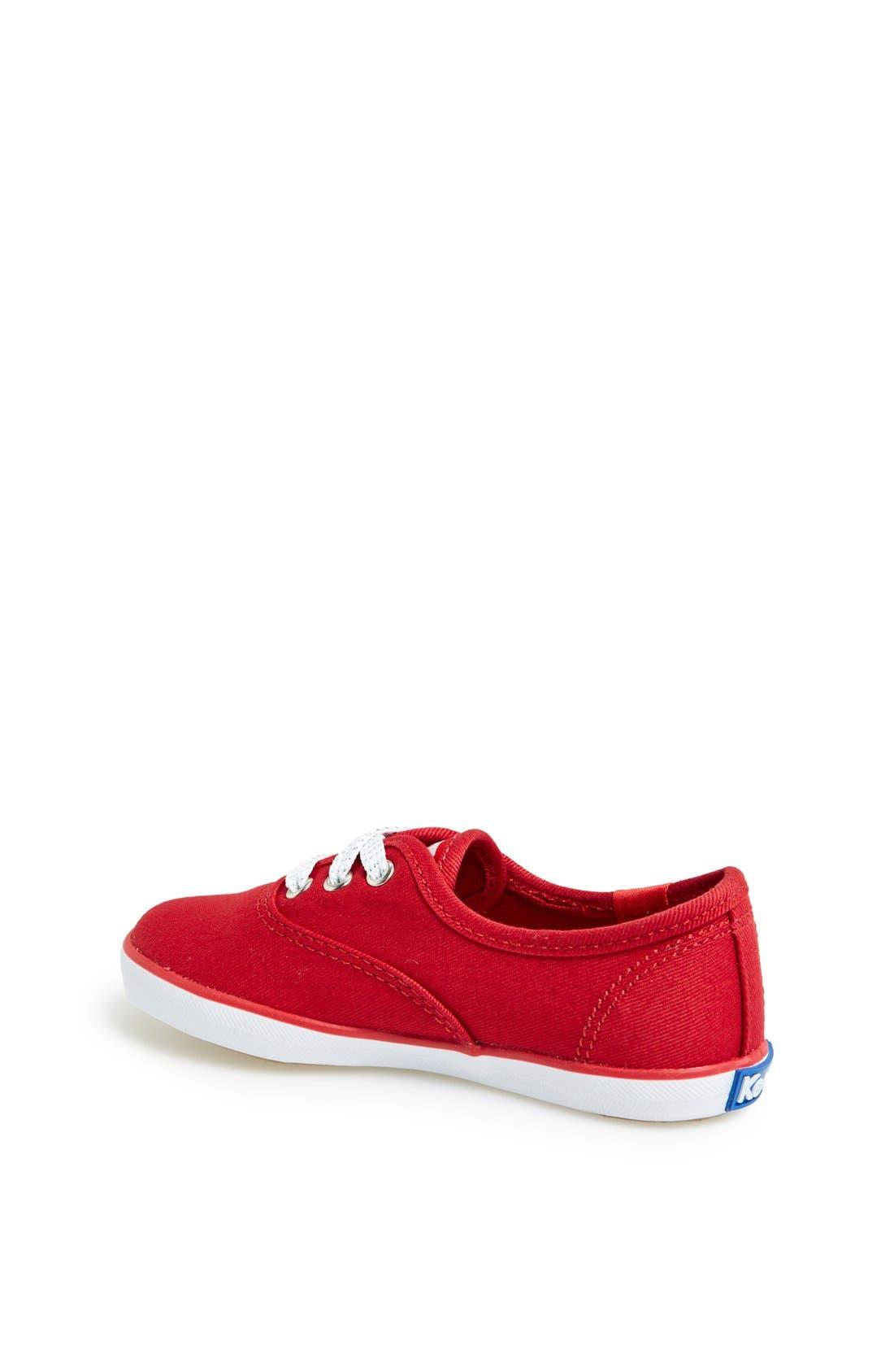 Alternate Image 2  - Keds® 'Champion K' Sneaker (Walker & Toddler)
