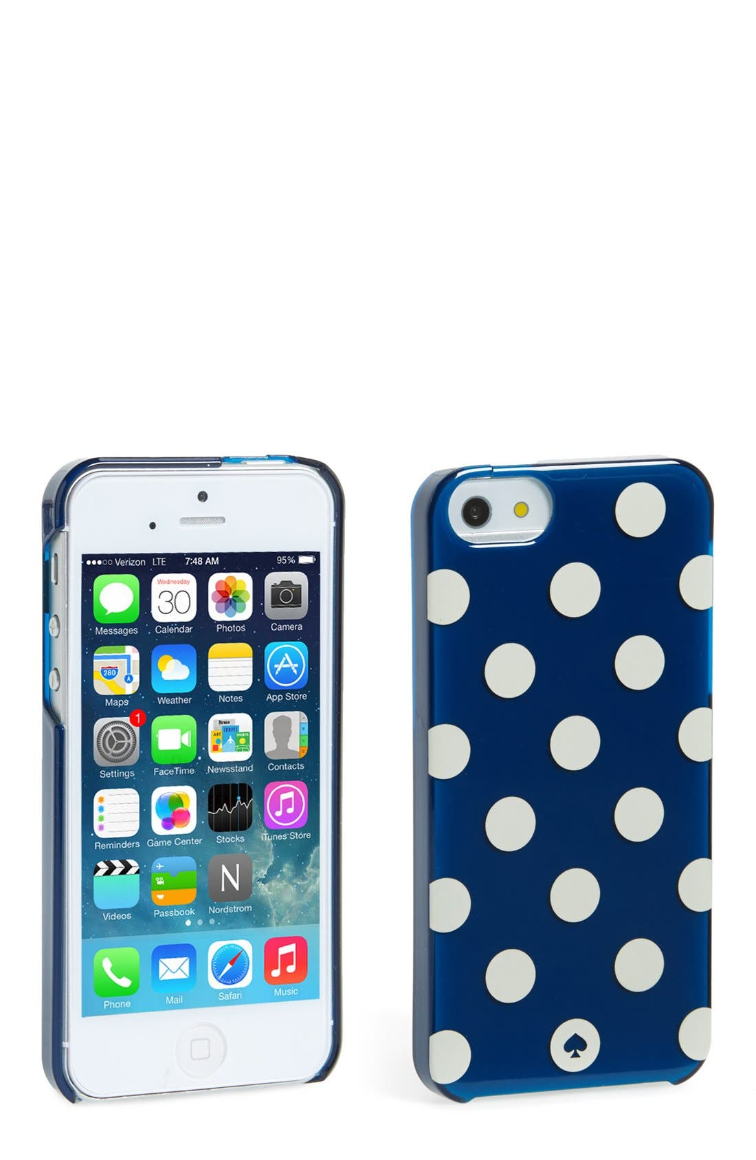 Alternate Image 1 Selected - kate spade new york 'la pavillion' iPhone 5 & 5s case