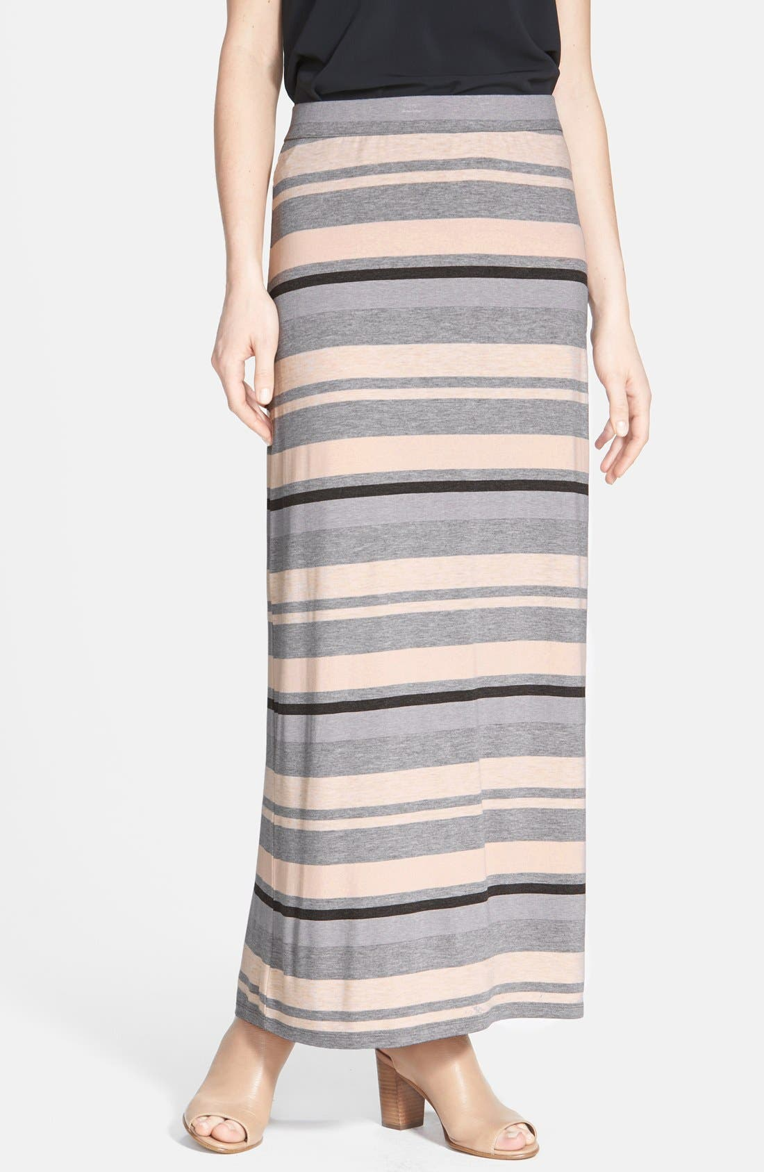 Main Image - Jessica Simpson 'Sam' Maxi Skirt