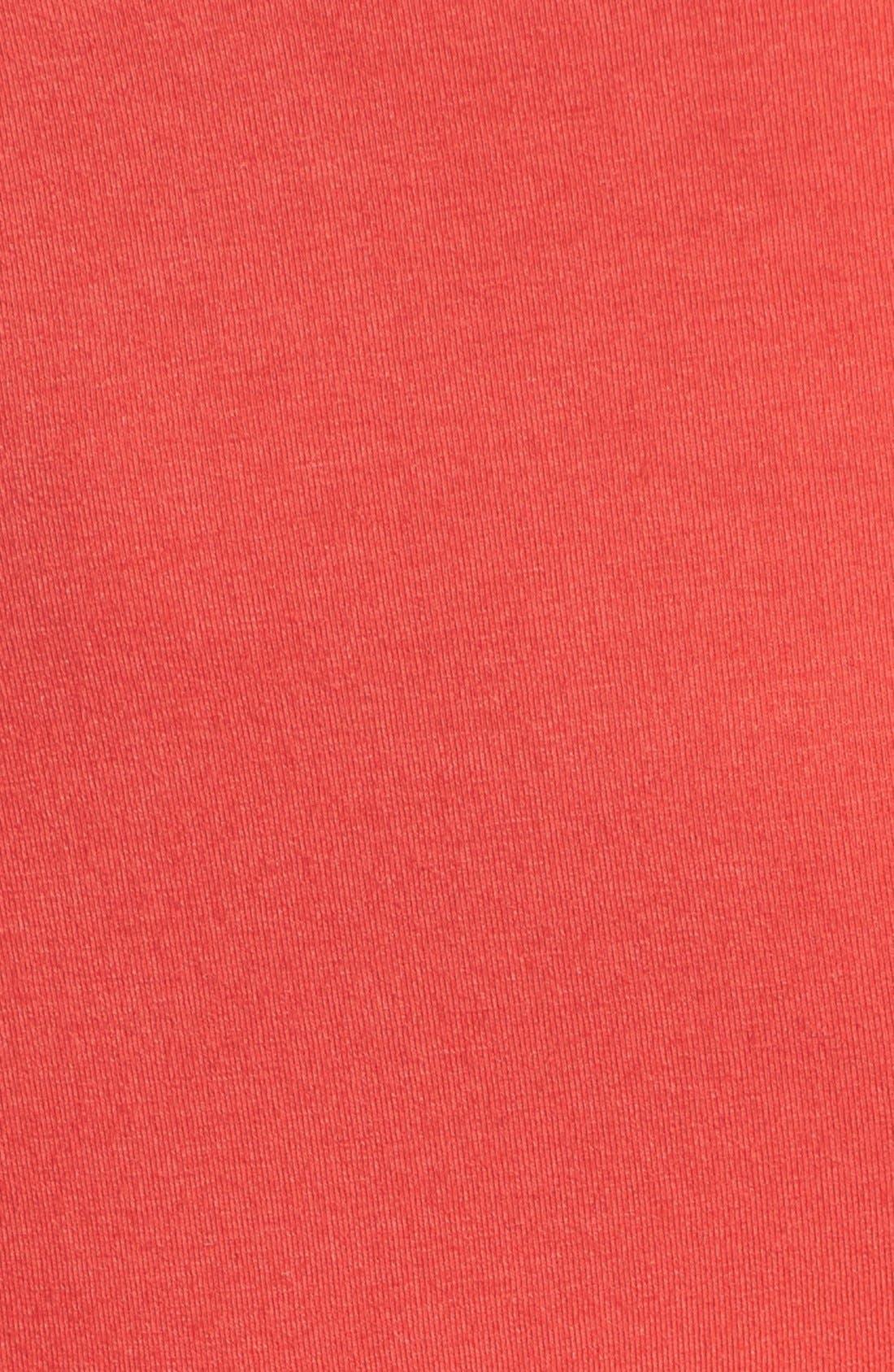 Alternate Image 3  - Splendid Strapless Knit Maxi Dress