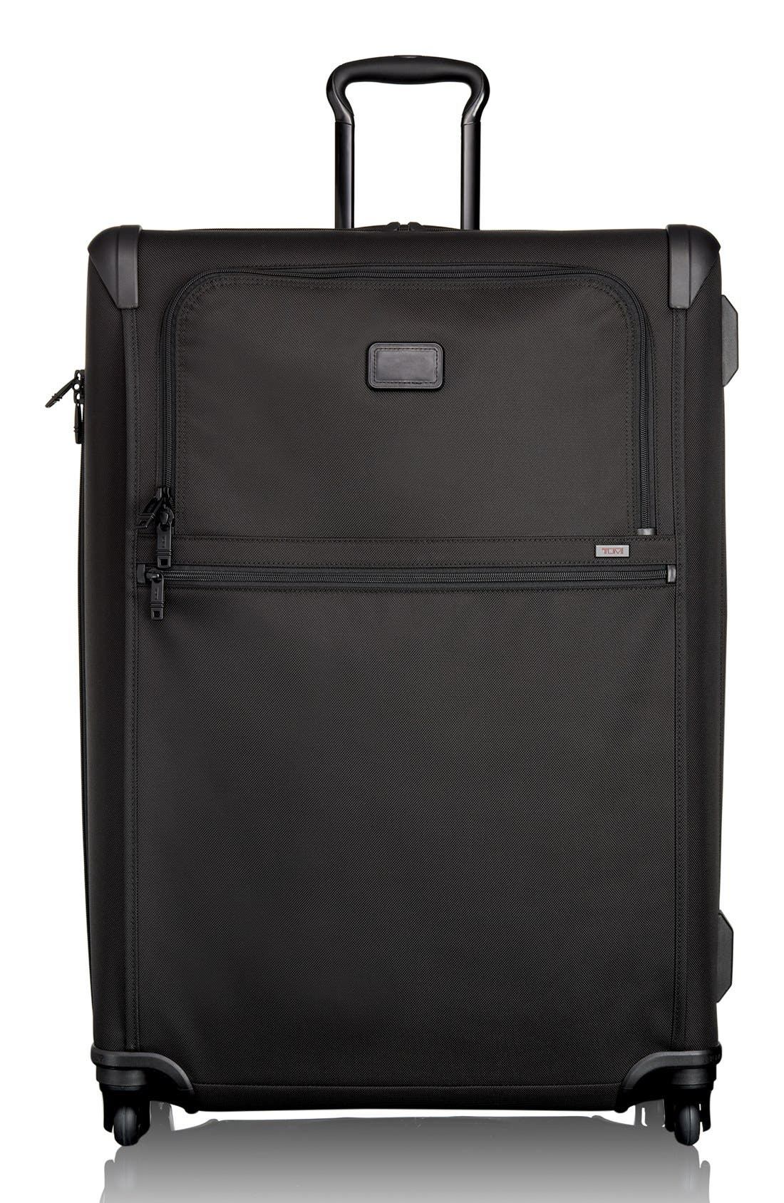 Tumi Backpacks ALPHA 2 31-INCH EXTENDED TRIP PACKING CASE - BLACK