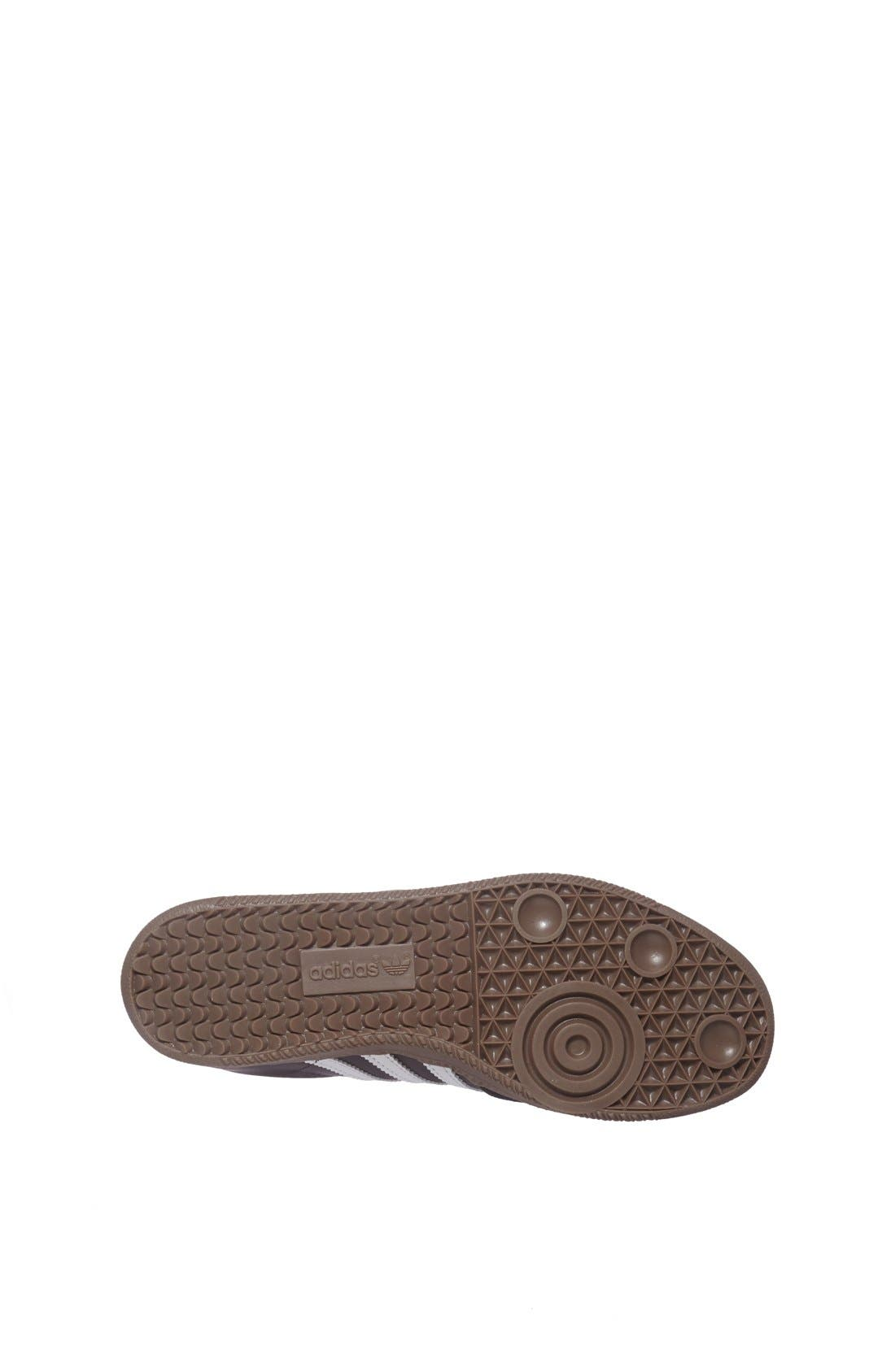 Alternate Image 4  - adidas 'Samba' Sneaker (Toddler, Little Kid & Big Kid)