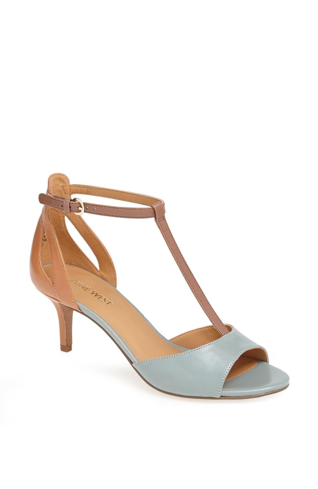 Alternate Image 1 Selected - Nine West 'Gaget' Sandal