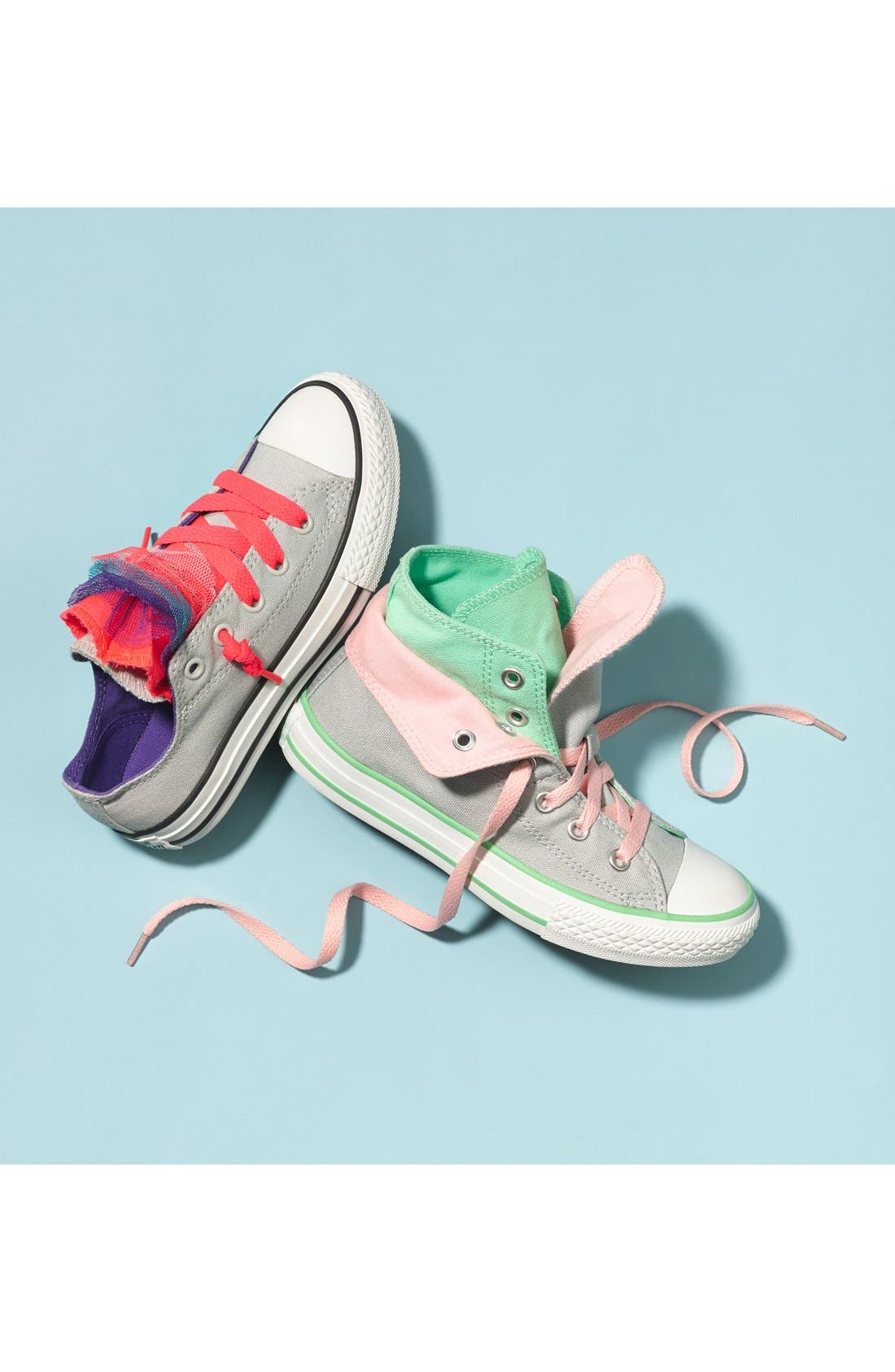 Alternate Image 5  - Converse Chuck Taylor® All Star® 'Party' Sneaker (Toddler, Little Kid & Big Kid)