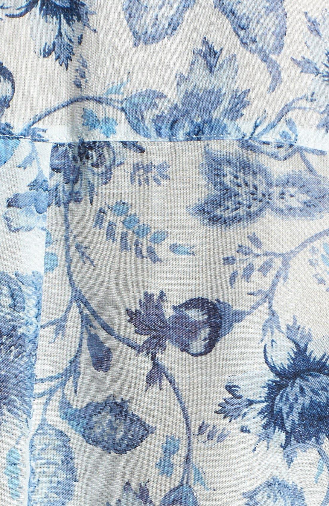 Alternate Image 3  - Joie 'Katrine' Cotton & Silk Blouse