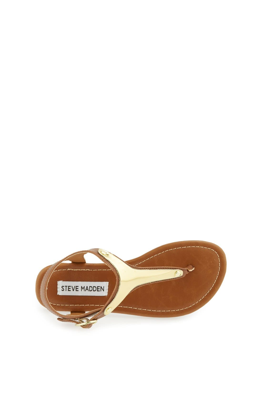Alternate Image 3  - Steve Madden 'Pseudo' Sandal (Little Kid & Big Kid)