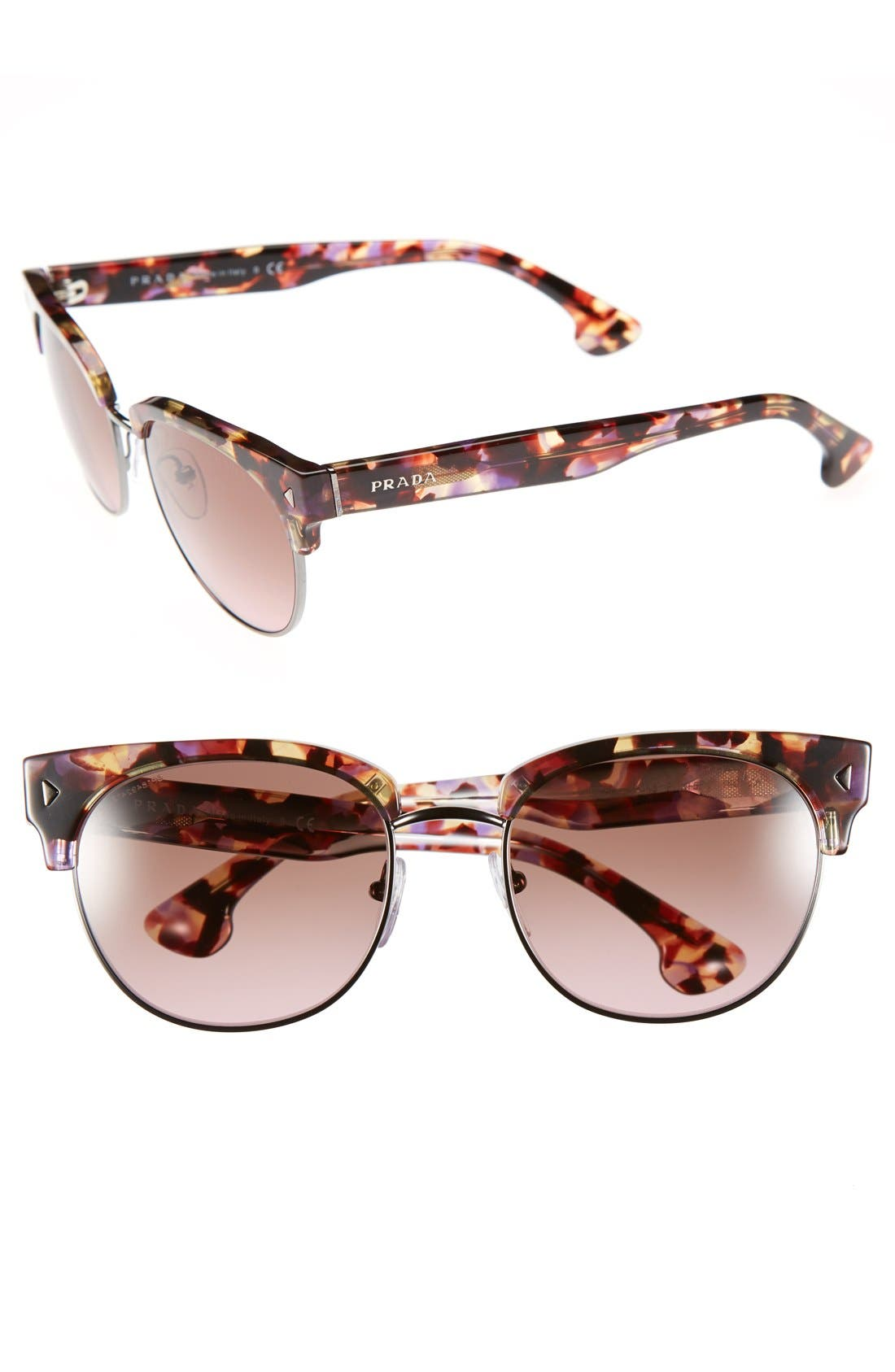 Alternate Image 1 Selected - Prada 51mm Sunglasses