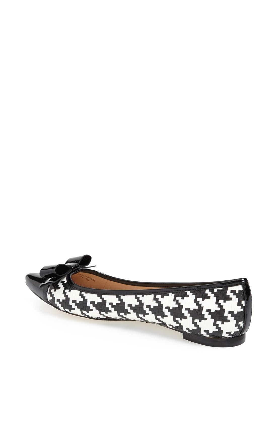 Alternate Image 2  - kate spade new york 'gabe too' pointy toe flat