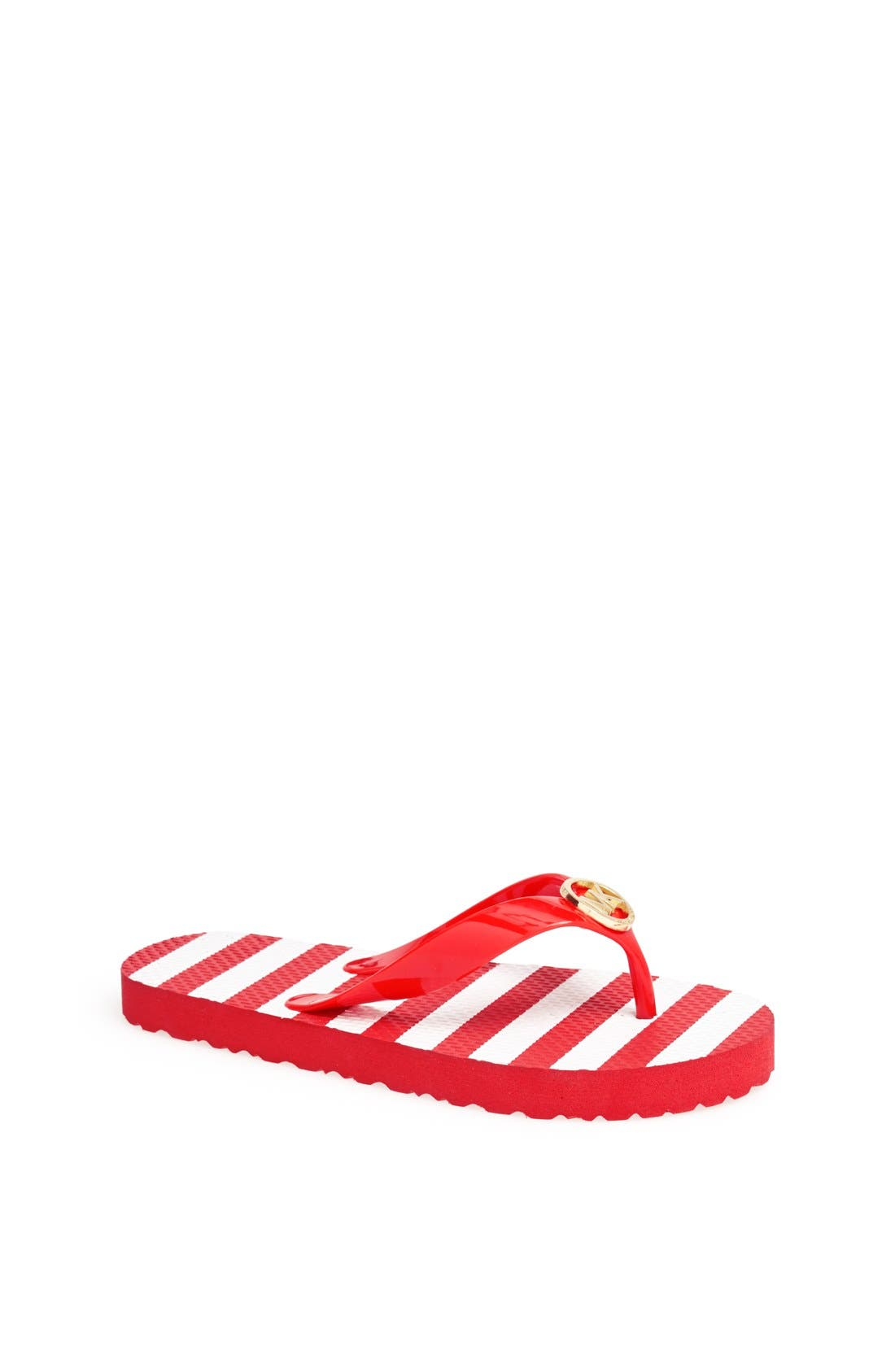 Alternate Image 1 Selected - MICHAEL Michael Kors 'Endine' Flip Flop (Toddler, Little Kid & Big Kid)